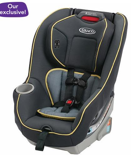 Graco Contender 65 Convertible Car Seat - Brass