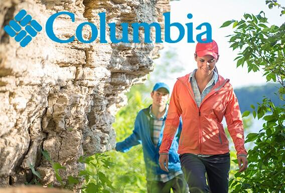 Up to 73% Off Columbia Women's & Men's Clothing @ 6PM.com