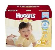 Extra 35% Off Select Huggies Little Snugglers or Little Movers Diapers @ Amazon