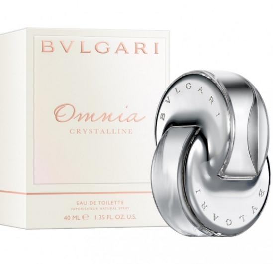 Omnia Crystalline by Bvlgari for women Eau De Toilette Spray, 2.2 fl. oz.