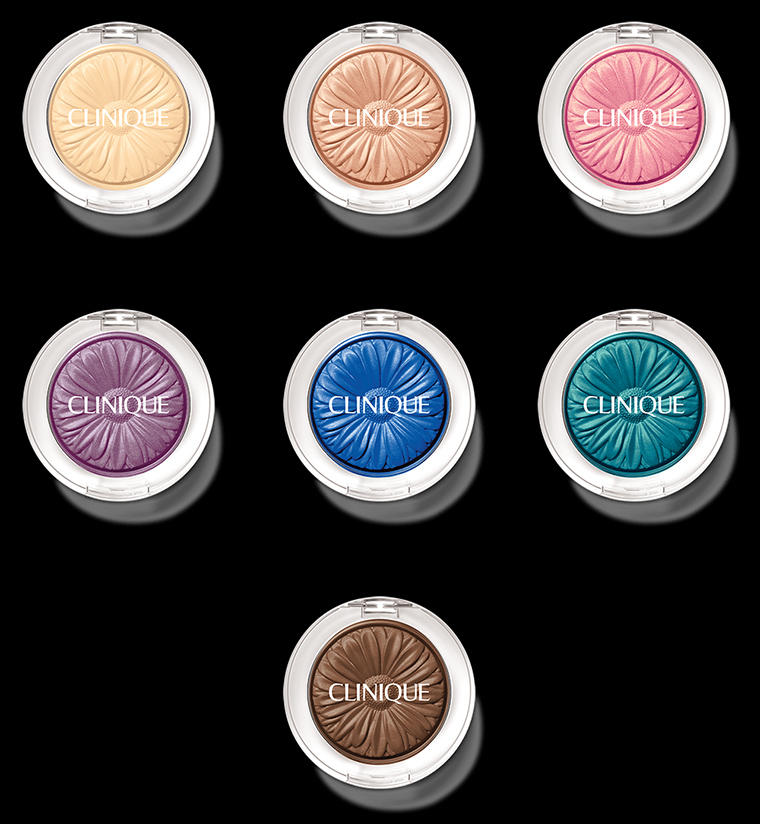 Clinique launched new Lid Pop Eyeshadow