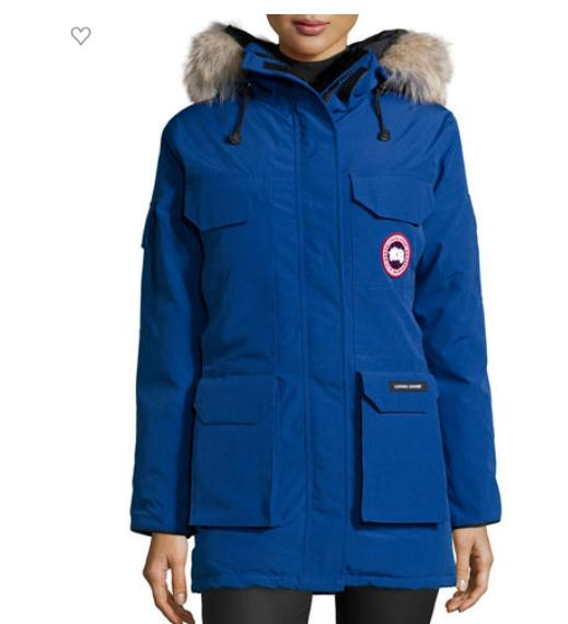 Up to $300 Gift Card With Regular Price Purchased Canada Goose  Expedition Fur-Hood Parka @ Neiman Marcus