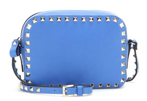 VALENTINO Rockstud leather cross-body bag @ Mytheresa