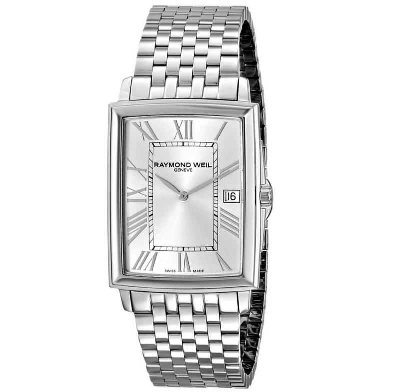 Lowest price! Raymond Weil Men's 5456-ST-00658 Maestro Stainless Steel Watch