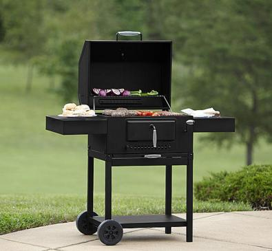 BBQ Pro Deluxe Charcoal Grill@Sears.com