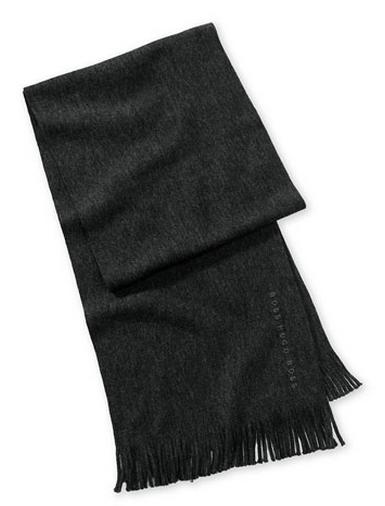 Hugo Boss 'Albas' Men's Wool Scarf