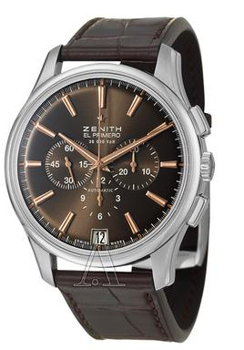 Zenith Men's Captain Chronograph Watch 03-2110-400-75-C498 (Dealmoon Exclusive)