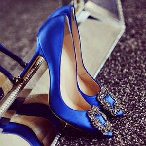 Earn Up to a $700 Gift Card with Manolo Blahnik Shoes Purchase @ Saks Fifth Avenue