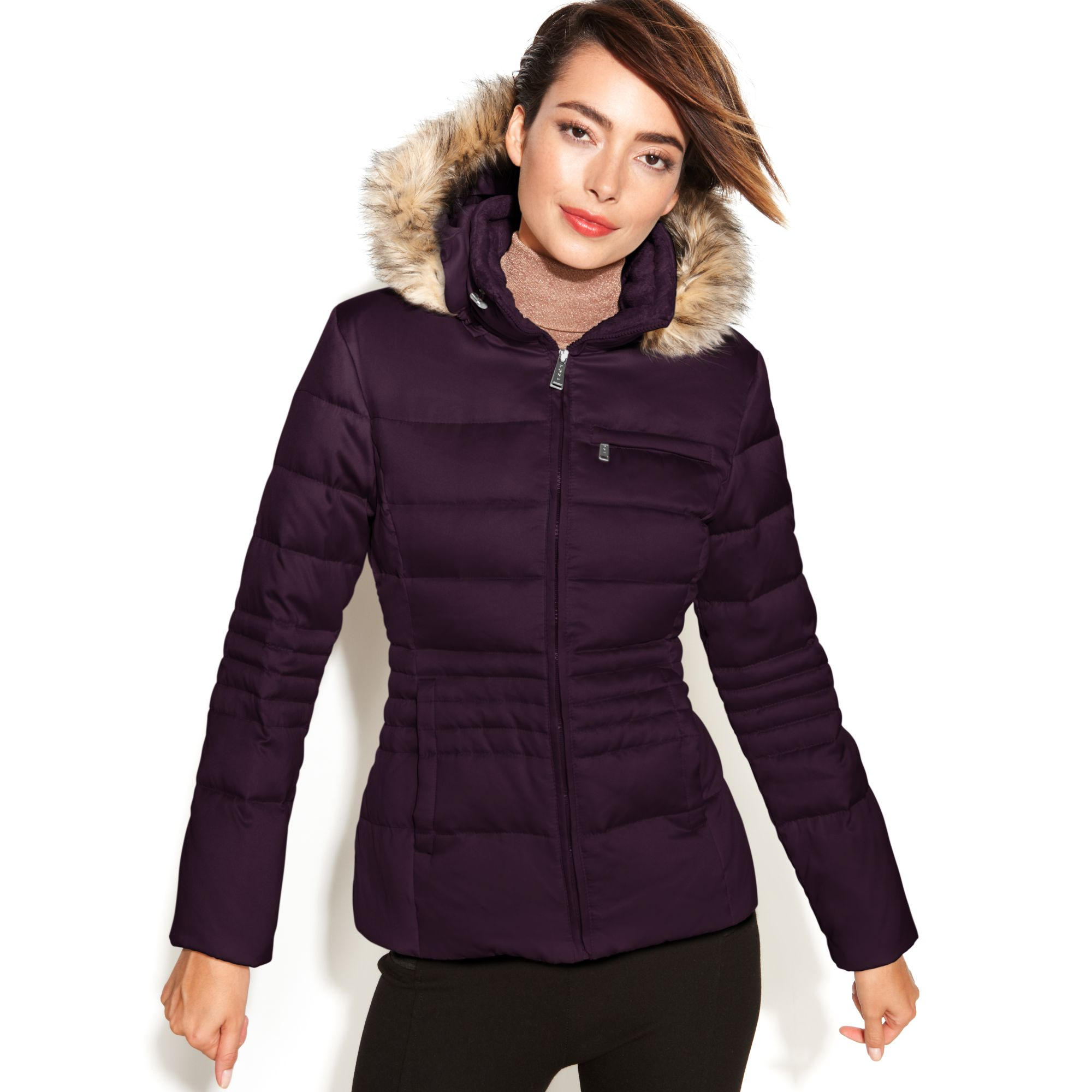 Up to 80% Off DKNY Women's Coat $ Jacket @ 6PM.com