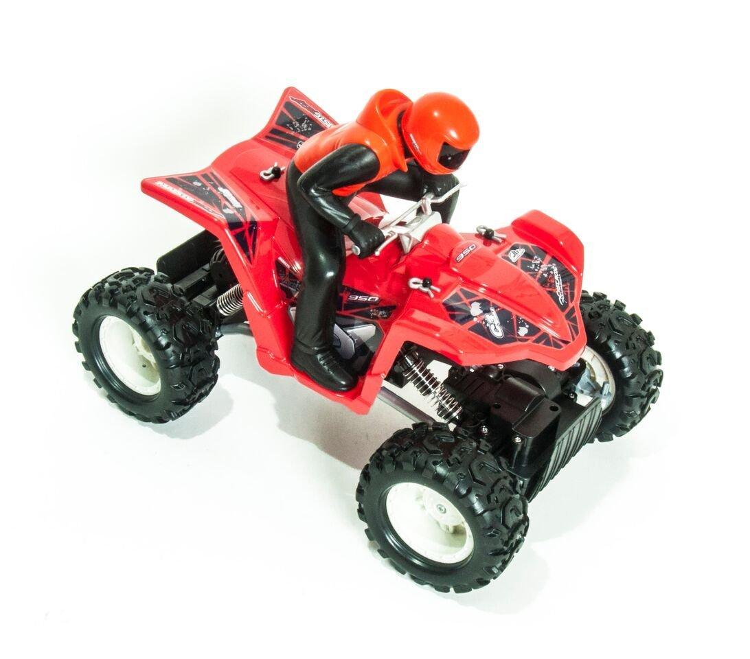 Maisto R/C Rock Crawler ATV Remote Control Vehicle