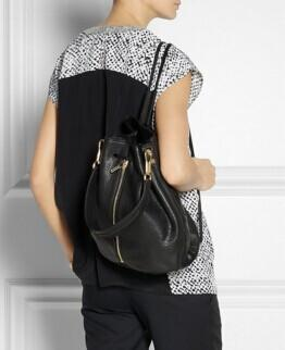 Elizabeth and James Cynnie Nylon Drawstring Backpack/Sling Bag @ LastCall by Neiman Marcus