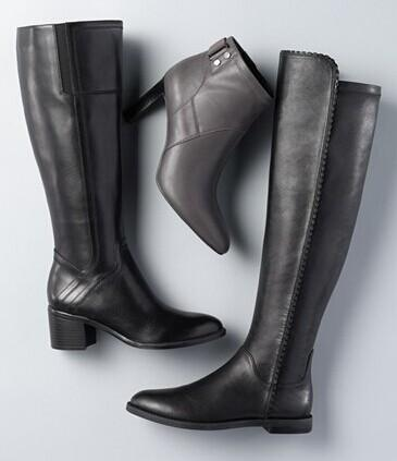 Franco Sarto 'Vistalia' Stretch Tall Boot @ Nordstrom