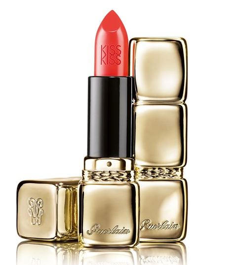 New Release! Guerlain KissKiss - The Chinese New Year Shaping Cream Lip Color (Limited Edition)