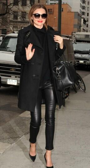 Up to 75% Off Faux Leather Pants @ Saks Off 5th
