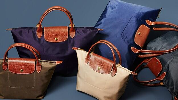 As Low As $145 Longchamp Handbags @ MYHABIT