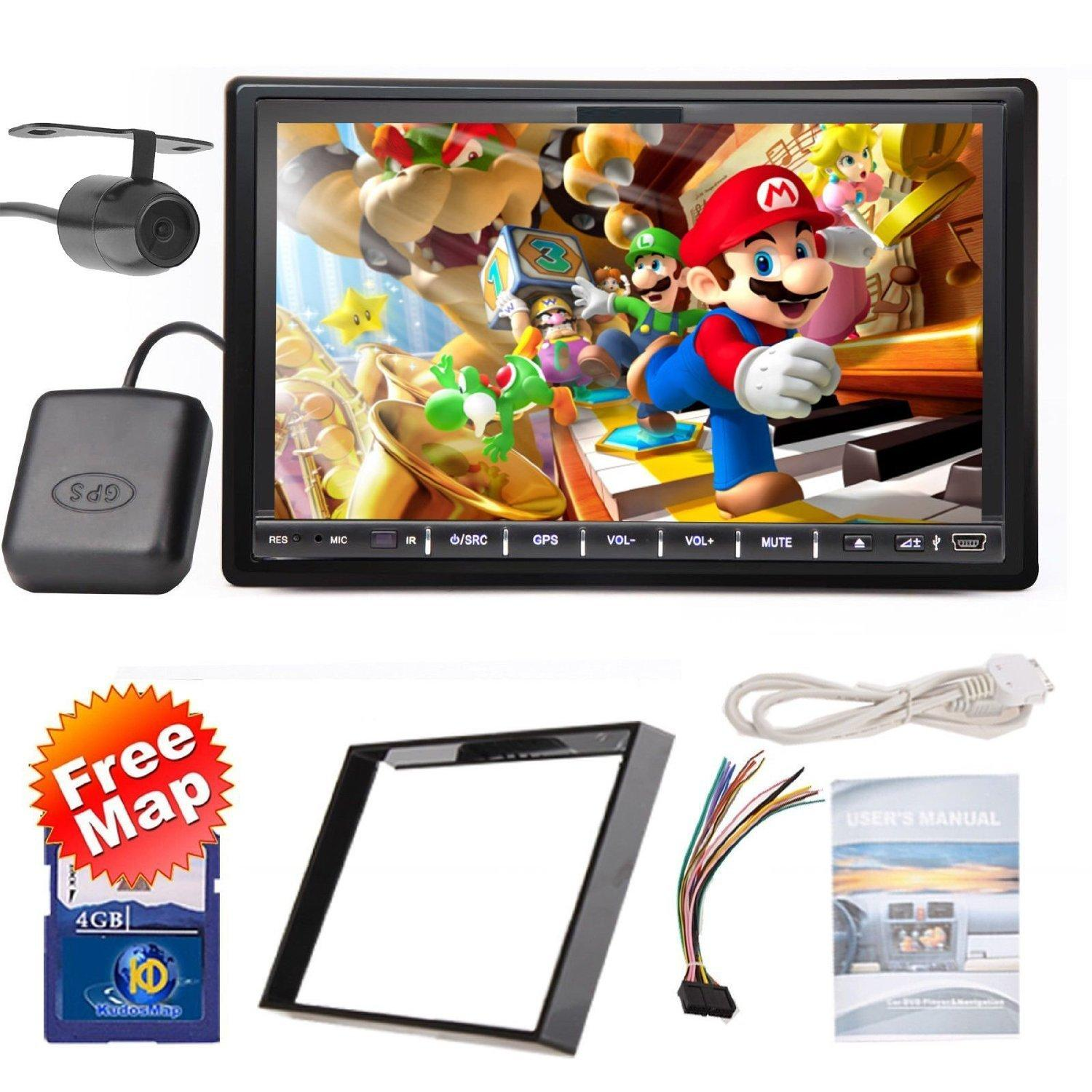 "$169.39 LELEC Touch Screen 7"" Car Multimedia Centre"