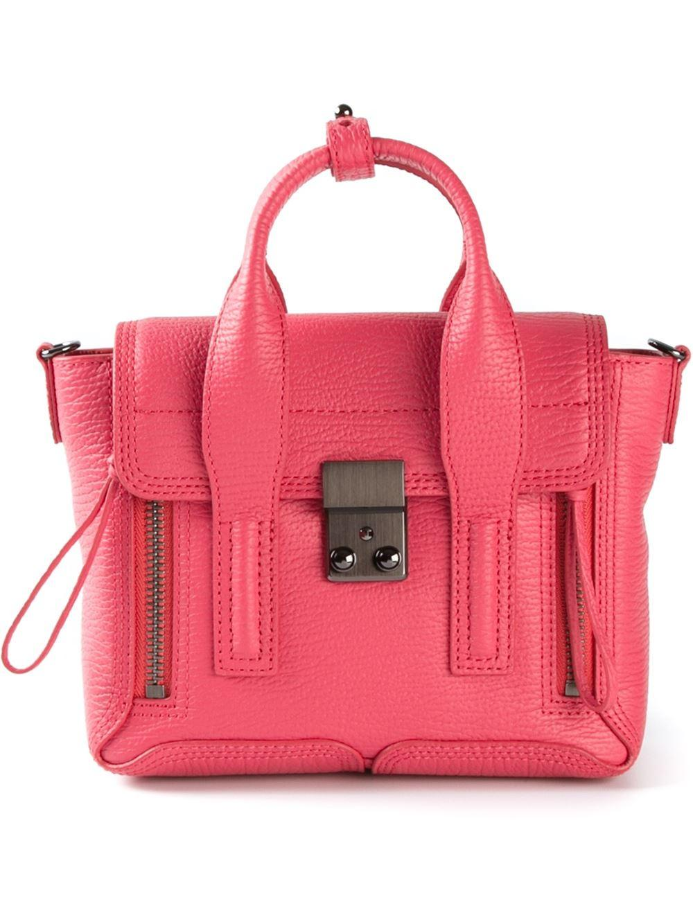 3.1 PHILLIP LIM  small 'Pashli' tote On Sale @ Farfetch