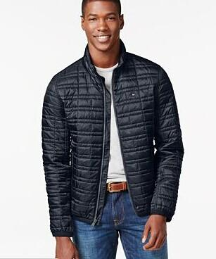 Tommy Hilfiger Platinum Insulator Quilted Jacket @ macys.com