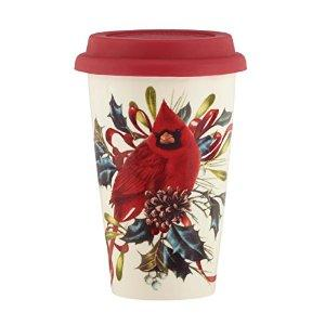 $15.14 Lenox Winter Greetings Travel Mug