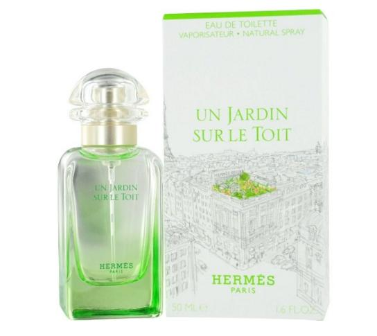 $54.81 Un Jardin Sur Le Toit by Hermes Eau De Toilette Spray for Women, 1.6 Ounce @ Amazon.com