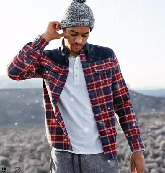 Extra 40% Off Men's Clothing @ American Eagle