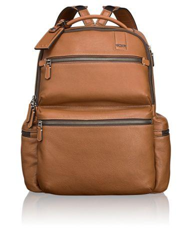 Beacon Hill Revere Leather Brief Pack