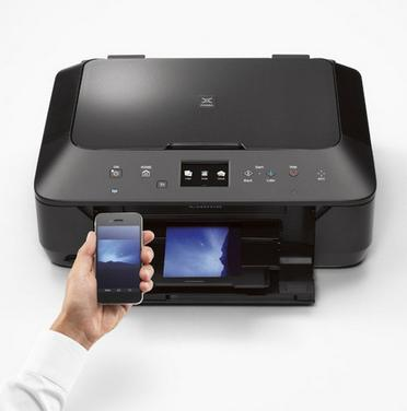 Canon Pixma MG6620 Wireless Color Photo All-in-One Inkjet Printer