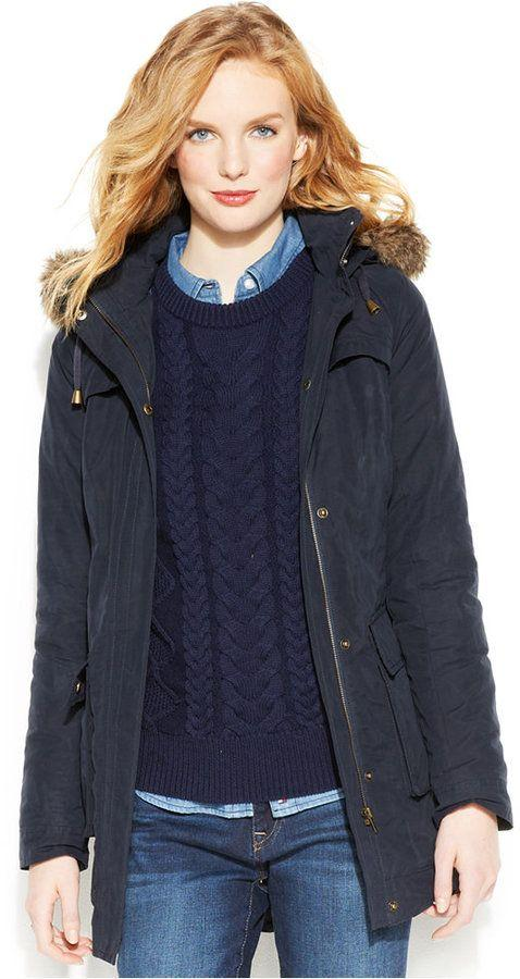 Up to 65% Off Tommy Hilfiger Women's Winter Coat @ 6PM.com