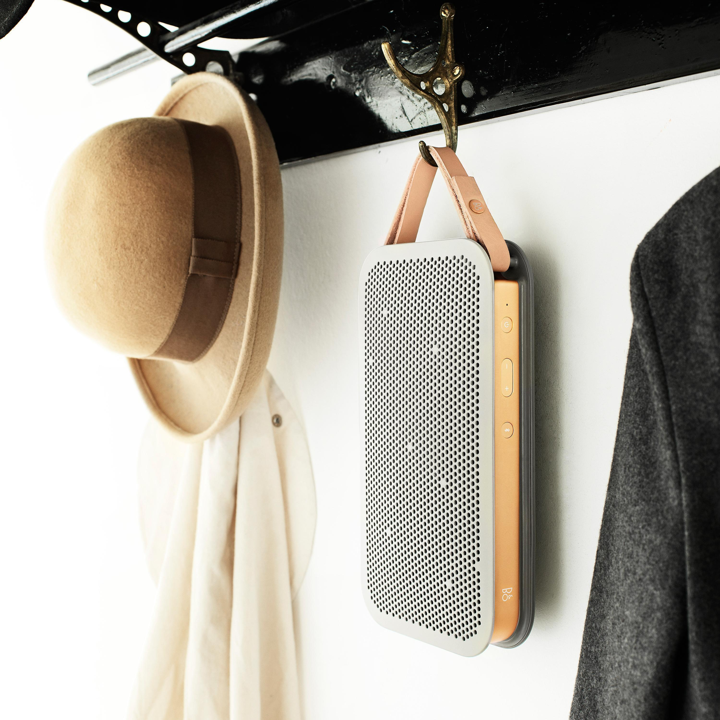 $299 BANG & OLUFSEN BeoPlay A2 Portable Bluetooth Speaker