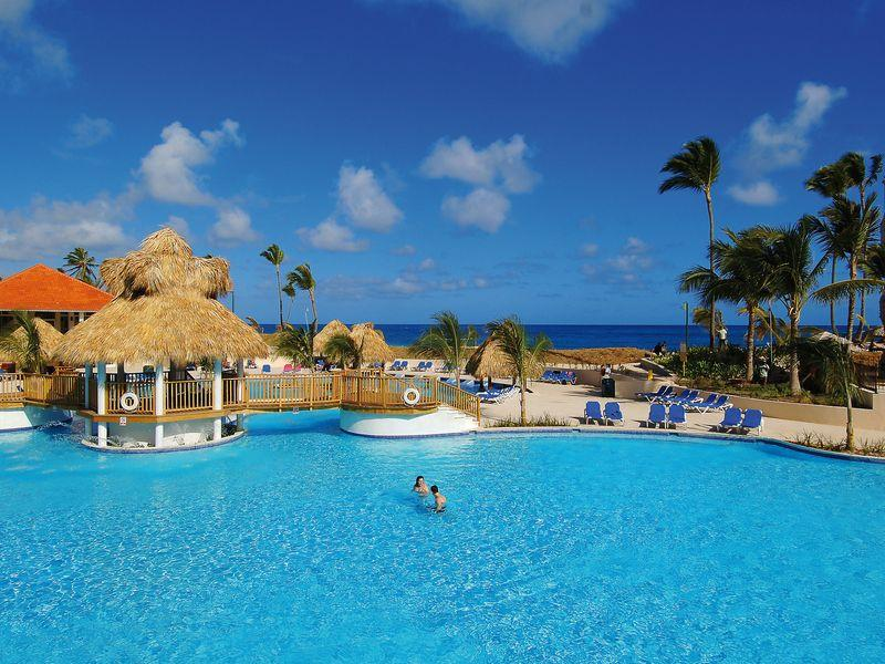 From $799! Punta Cana Vacation Package Includes 3 Nights All-inclusive and Round-Trip Airfare