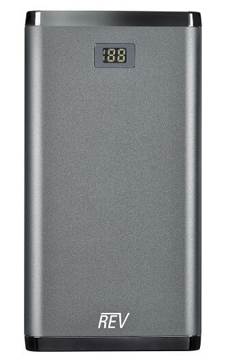 REV Portable Charger Gray