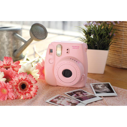 Fujifilm Instax 8 Color Instax Mini 8 Instant Camera - Pink