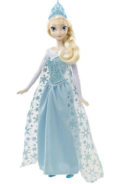 Disney Frozen Singing Elsa Doll @ Amazon