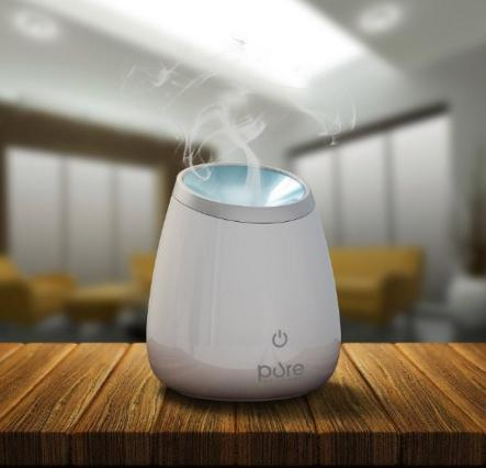 $29.99 Lightning Deal-PureSpa Essential Oil Diffuser