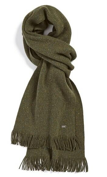 50% Off BOSS Men's Scarf @ Nordstrom