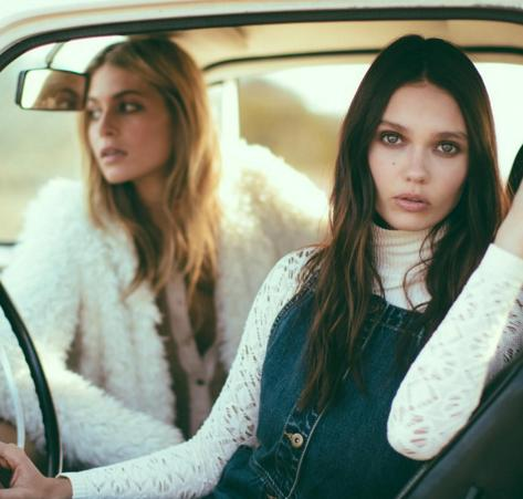 Up to 60% Off Free People Women's Apparel On Sale @ Gilt
