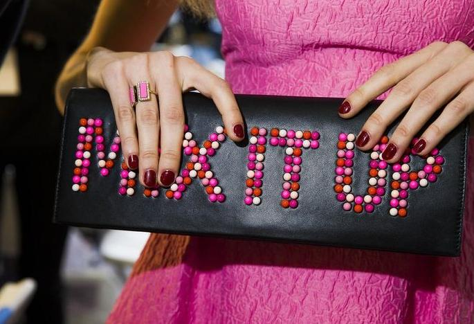 Kate Spade New York Mix It Up Clutch @ shopbop.com