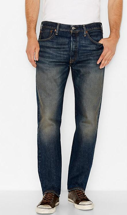 Up to 50% OFF+Extra 50% OFF Select Men's 501® Jeans @ Levis