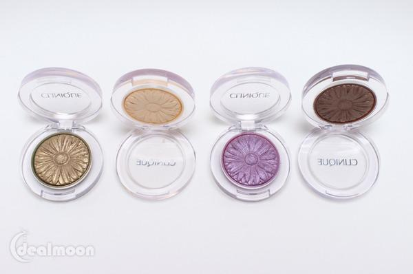 Free 7 Samples with $40 purchase Lid Pop Eye Shadow @ Clinique