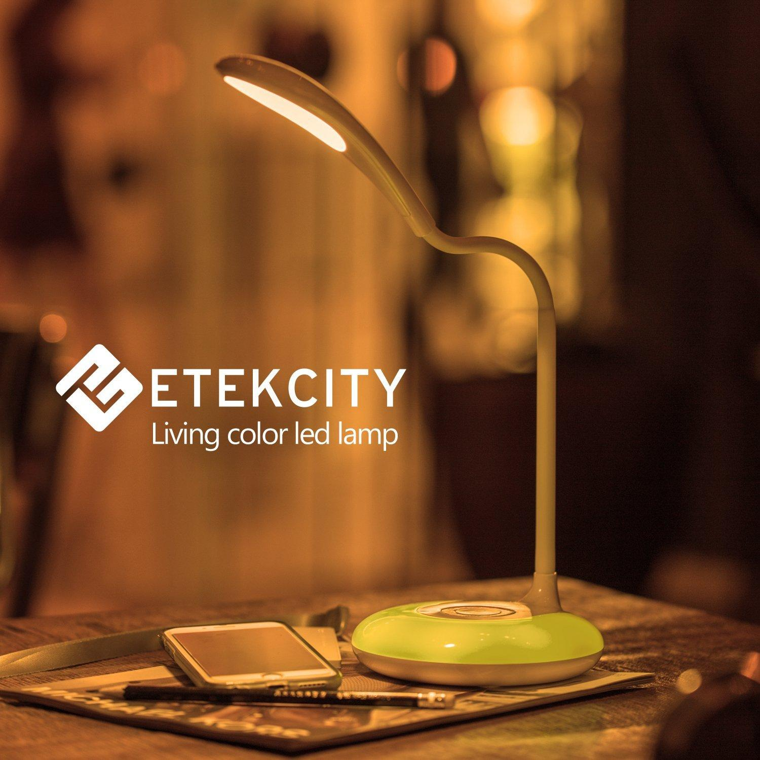 Etekcity Living Color LED Table Lamp