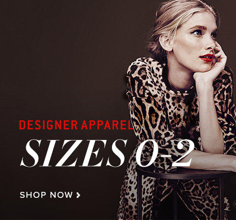 Up to 83% Off Final Sale: Designer Apparel On Sale @ Gilt