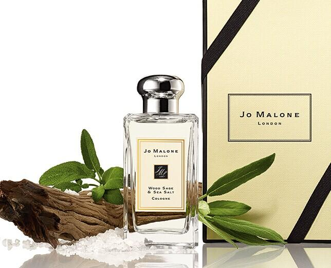 Jo Malone Women's Wood Sage & Sea Salt 3.4oz Eau de Cologne Spray @ Rue La La