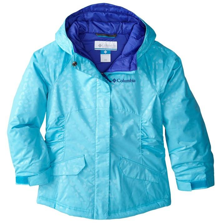 Columbia Girls' Razzmadazzle Jacket @ Amazon