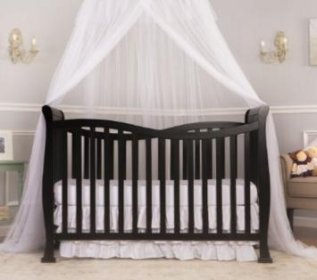 Dream On Me Violet 7 in 1 Convertible Life Style Crib @ Amazon