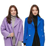 Up to $30 Off + FS Handmade Wool Coat Sale from Premium Korean Fashion Brand Lucky Chouette @ Wannabk.com