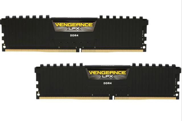 CORSAIR Vengeance LPX 16GB (2 x 8GB) DDR4 2666 Desktop Memory