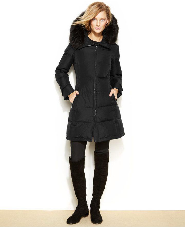 Up to 72% Off Calvin Klein Women's Coat @ Saks Off 5th