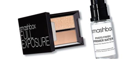 FREE Mini Eye Shadow Duo & Primer Water + Free Shipping With Any $40 orders @ Smashbox Cosmetics