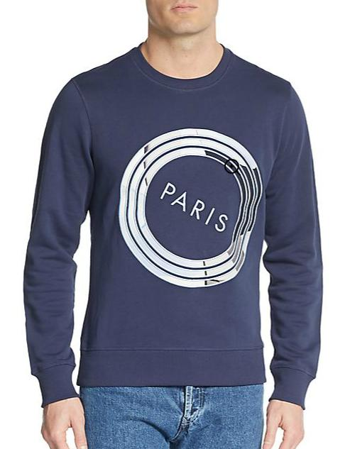 KENZO Embroidered  Men's Sweatshirt