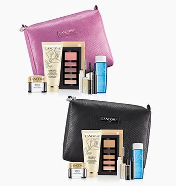 Free 6-pieces Gift Set With any $75 Lancome purchase @ Saks Fifth Avenue